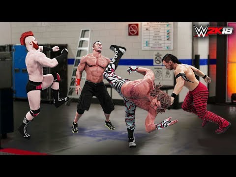 WWE 2K18 Top 10 Finisher Combinations! Part 13