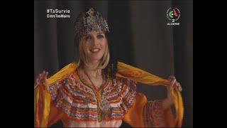Repères chorégraphiques : la danse kabyle