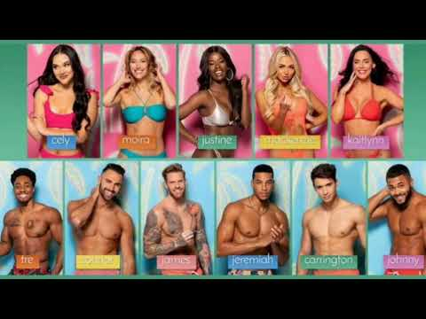 Love Island USA Season 2 Episode 23 / Johnny Goes To Caleb And Justine For Advise
