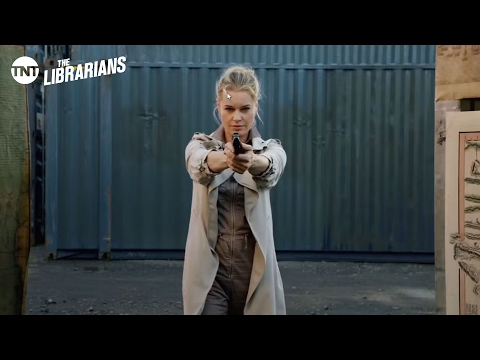The Librarians Season 2 (Promo 'Critics')