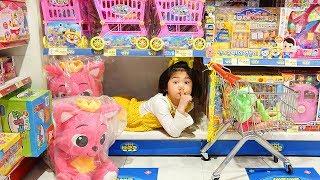 Video 보람이랑 아빠의 마트 숨바꼭질 놀이 Boram and Papa Hide and Seek in Toy Store MP3, 3GP, MP4, WEBM, AVI, FLV Mei 2019
