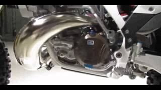 2. 2014 Husqvarna TC 250 Walkaround