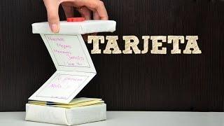 TARJETA DE RECUERDOS PARA REGALAR  MUSAS  ideas para regalar 14 de febrero
