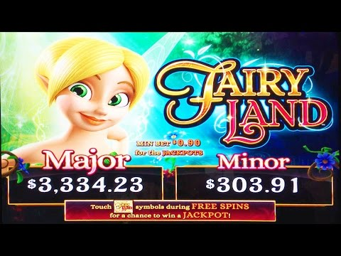 #G2E2016 Bluberi NEW Fairy Land slot machine