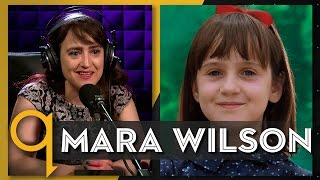Matilda's Mara Wilson on childhood stardom