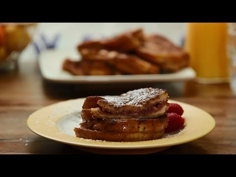 Brunch Recipes – How to Make Raspberry Cheesecake Stuffed French Toast