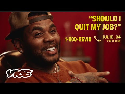 1-800-KEVIN: The Kevin Gates Helpline