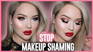 ENDING MAKEUP SHAMING! - GO-TO Ultra Glam Makeup Tutorial