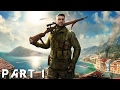 Sniper Elite 4 Walkthrough Gameplay Part 1 Fairburne ca
