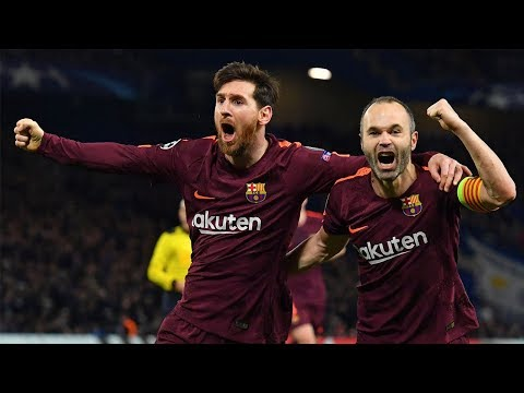 Video: Chelsea 1 - 1 Barcelona | Lionel Messi FINALLY Scores Against Chelsea | Internet Reacts