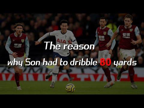 Son Heung Min Burnley goal