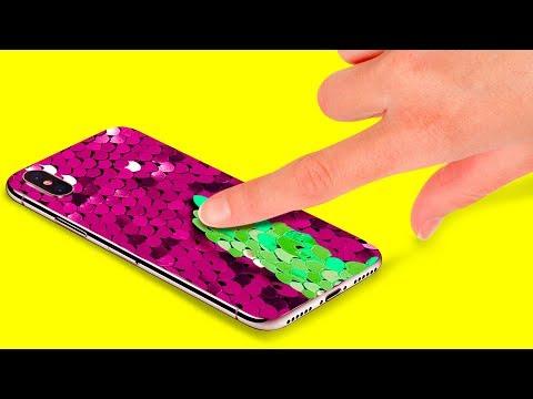 18 ABSOLUTELY COOL PHONE DIYs