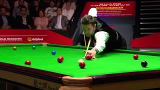 Snooker 2014 W.C. Selby V  O'Sullivan (31) [HD]
