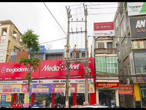 Đảm bảo công tác đầu tư xây dựng lưới điện trên địa bàn tỉnh Bắc Giang