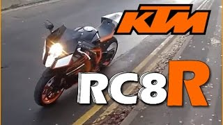 9. KTM RC8 R 1190R - Review - Old school at its best?