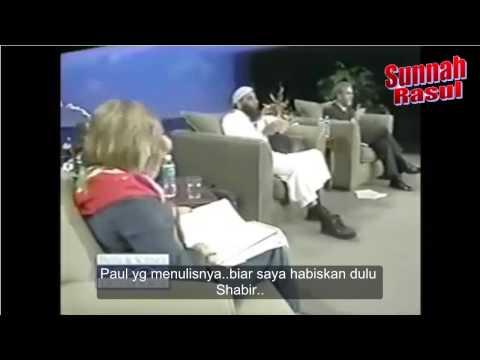 Adakah Tuhan MATI Disalib ? - Shabir Ally VS Jay Smith (subtitle BM)