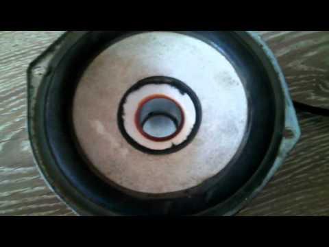 Как сделать пыльник для динамика