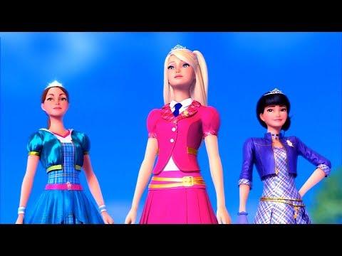 Barbie: Princess Charm School - Handmade fashion uniforms
