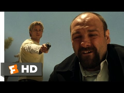 The Mexican (8/9) Movie CLIP - Killing Winston (2001) HD