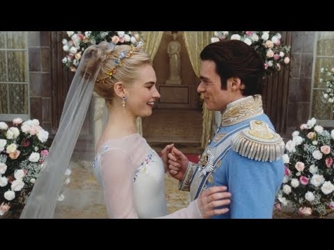 Cinderella (2015) Become a Queen