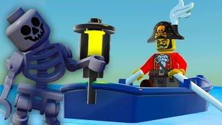 Lego Worlds | Epic Adventure | Candy Land, Trolls and Golden Blocks