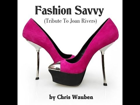 Fashion Savvy (Tribute to Joan Rivers)