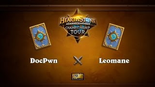 Docpwn vs Leomane, game 1