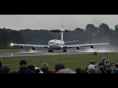 #RIAT19 #NATO #SENTRY #Airshow...