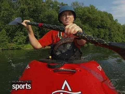 Rising star killed in attempt to master extreme kayaking