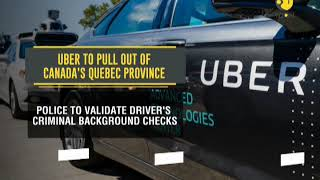 Video UBER to pull out of Canada's Quebec province MP3, 3GP, MP4, WEBM, AVI, FLV Oktober 2017