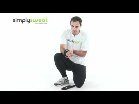 Adidas Ankle & Wrist Weights- www.simplysweat.com