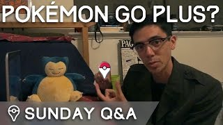 WHAT IS POKÉMON GO PLUS? (Sunday Q&A #2) by Trainer Tips