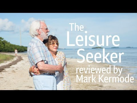 The Leisure Seeker Reviewed By Mark Kermode