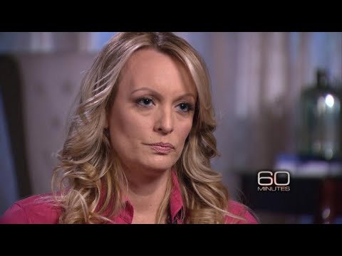 "Stormy Daniels details alleged Trump affair on ""60 Minutes"""