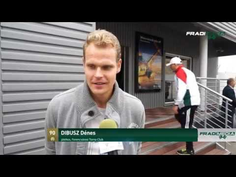 Gera és Dibusz a válogatottról és a Pécs elleni meccsről.