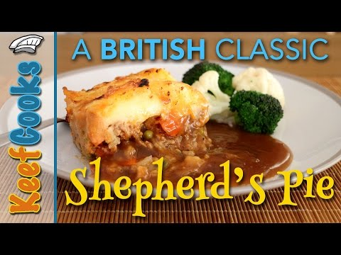 Shepherds Pie Recipe: How to Make Shepherd's Pie or Cottage Pie