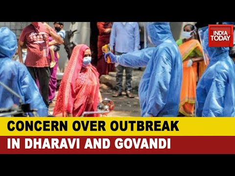 Inside Track On Centre's Assessment: Major Concern Over COVID Outbreak In Dharavi And Govandi