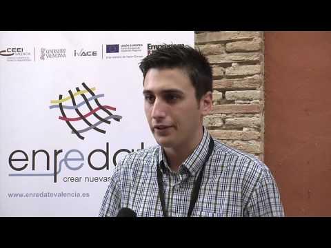 Entrevista Joan Bosch CEO de Freshhy en Enrédate Alzira