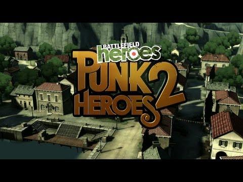 Battlefield Heroes Punk Heroes 2