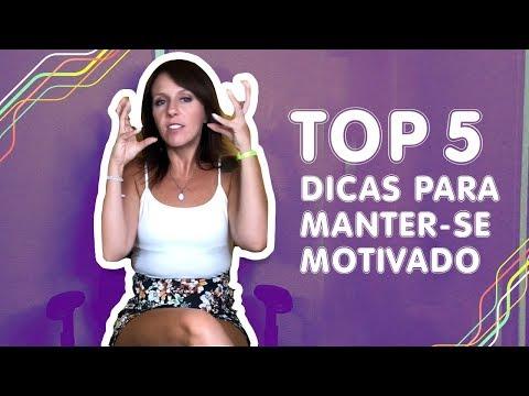 Top 5 - Dicas para se manter motivado