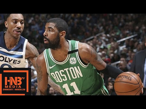 Boston Celtics vs Minnesota Timberwolves Full Game Highlights / March 8 / 2017-18 NBA Season (видео)