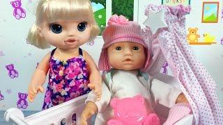 Video Baby Alive Oyuncak Bebek | Kötü Bebek Kardeşine Kötü Davranıyor | EvcilikTV MP3, 3GP, MP4, WEBM, AVI, FLV November 2017