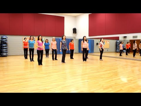 Everybody's Got A Secret - Line Dance (Dance & Teach In English & 中文)
