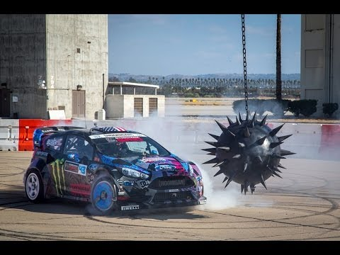 NEED FOR SPEED: KEN BLOCK'S GYMKHANA SIX – ULTIMATE GYMKHANA GRID COURSE