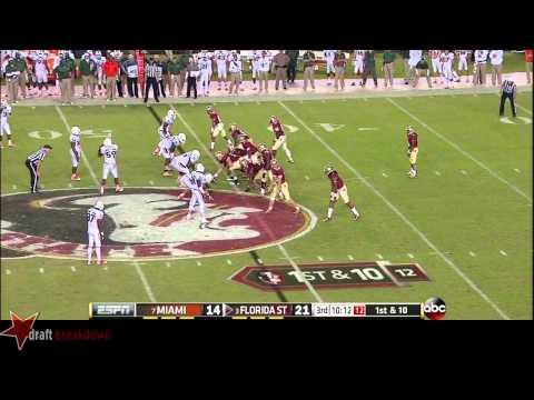 Tre' Jackson vs Miami 2013 video.