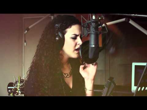 "Myriam Amous chante ""Just A Dream cover"""