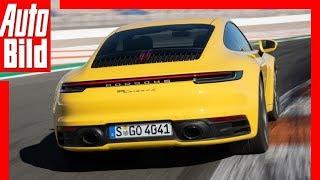 Porsche 911 (992) 4S - Start / Sound / Launch by Auto Bild