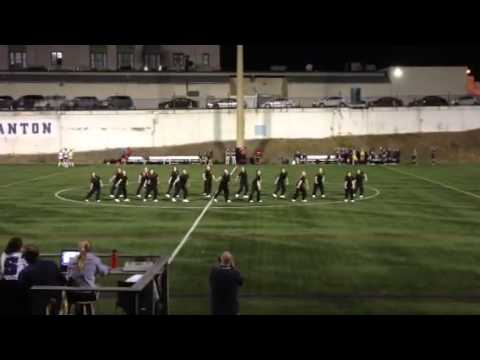 The University of Scranton Dance Highlights- Can't Hold Us