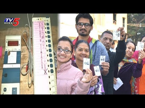 Gujarat Elections Final Phase Polling Updates   TV5 News