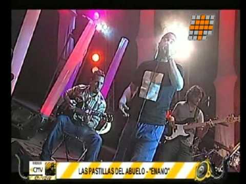 Las Pastillas del Abuelo video Enano - CM Vivo 17/11/2010